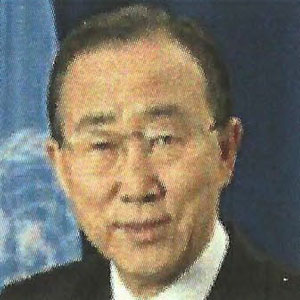H.E. Mr. Ban Ki Moon