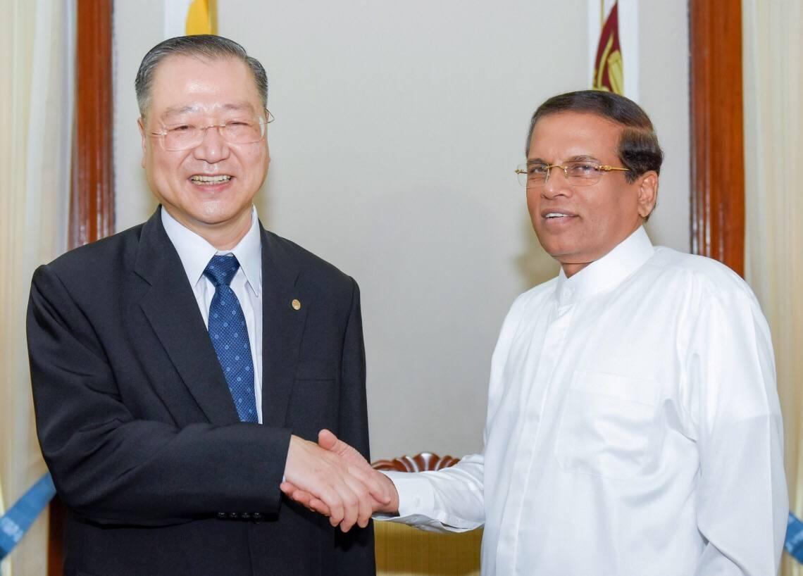 2OR Buddhist Organization to assist Polonnaruwa Museum and International Buddhist University