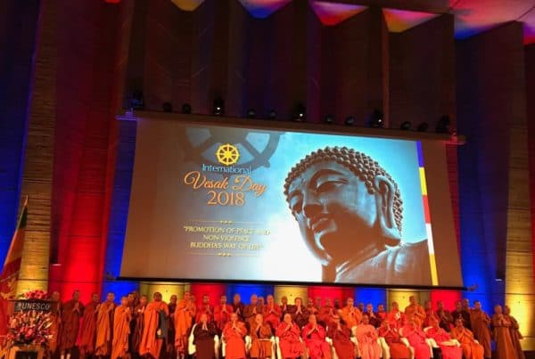 2018 Commemoration of United Nations Vesak Day Picture 2