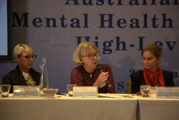 Mental Health Forum Envisioned by Jun Hong Lu Shines Light on Sydney's Chinese Community